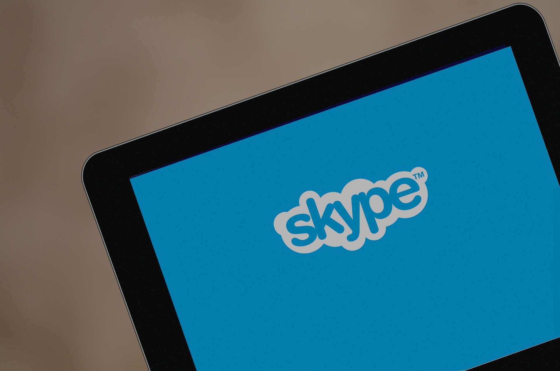 Skype piano lessons