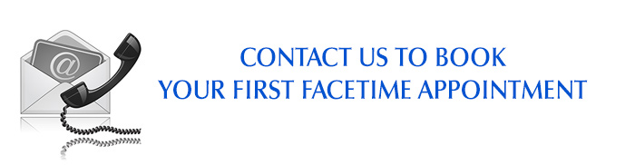 Contact us to book your Skype appointment